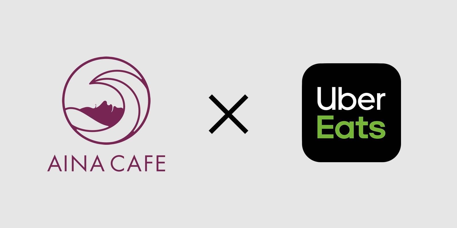AINACAFE x UberEats